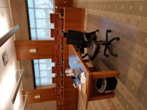 Car Accident Trial courtroom