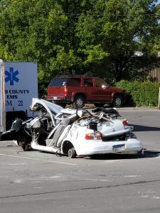loss of marital companionship due to car accident